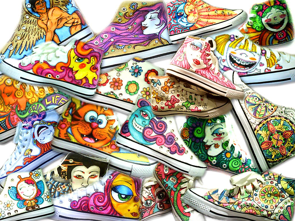 marcoCreativo - Zapatillas Personalizadas