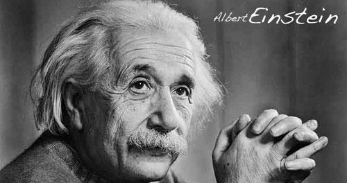 marco Creativo - Albert Einstein