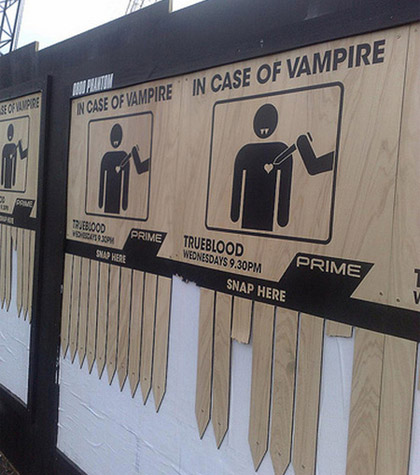 marcocreativo guerrilla - vampire