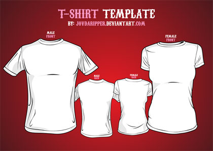 marco creativo t-shirt-template